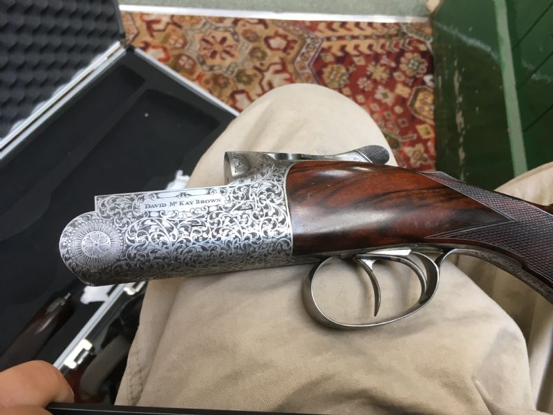 28 bore over and under
